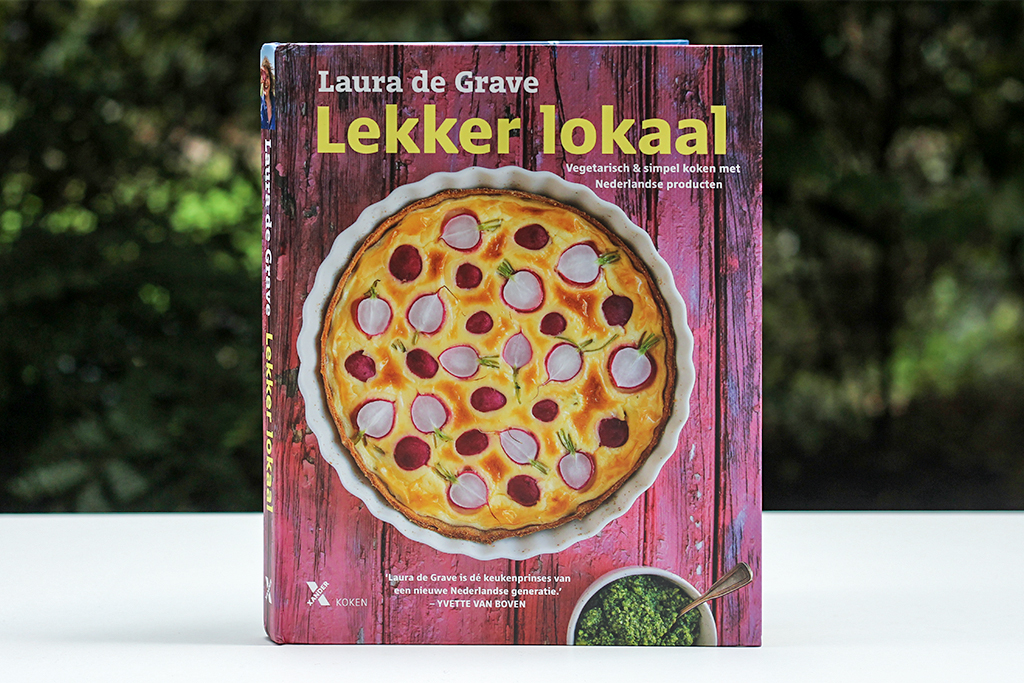 Boekrecensie: Lekker lokaal @ Lauriekoek.nl