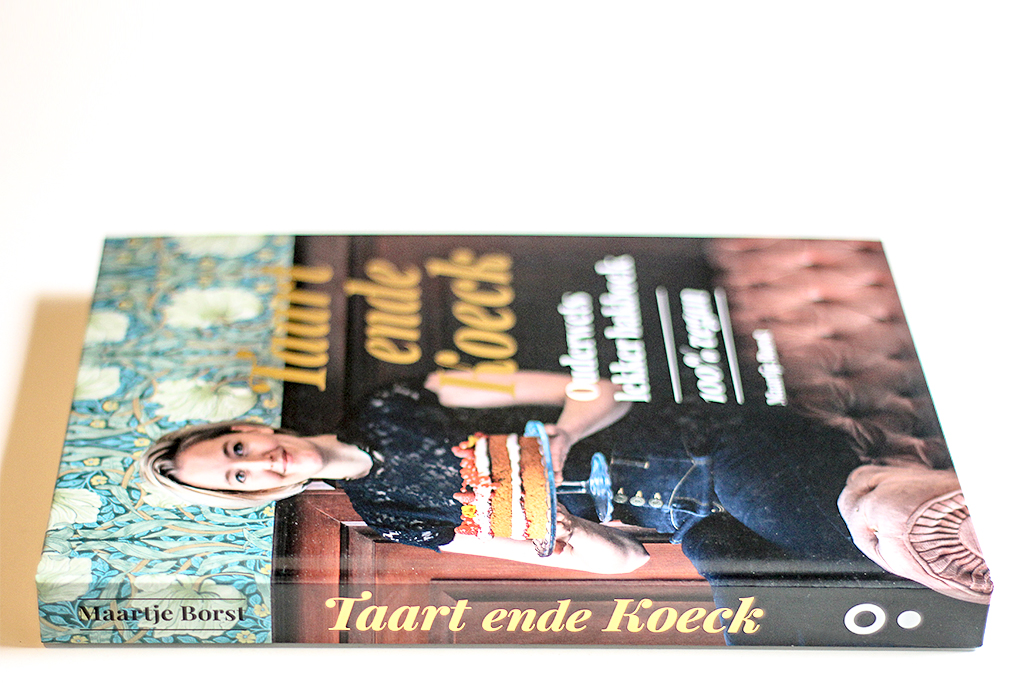 Giveaway: Taart ende Koeck @ Lauriekoek.nl