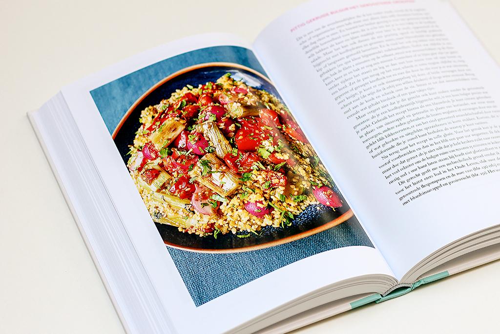 Boekrecensie: Koken, eten, leven @ Lauriekoek.nl