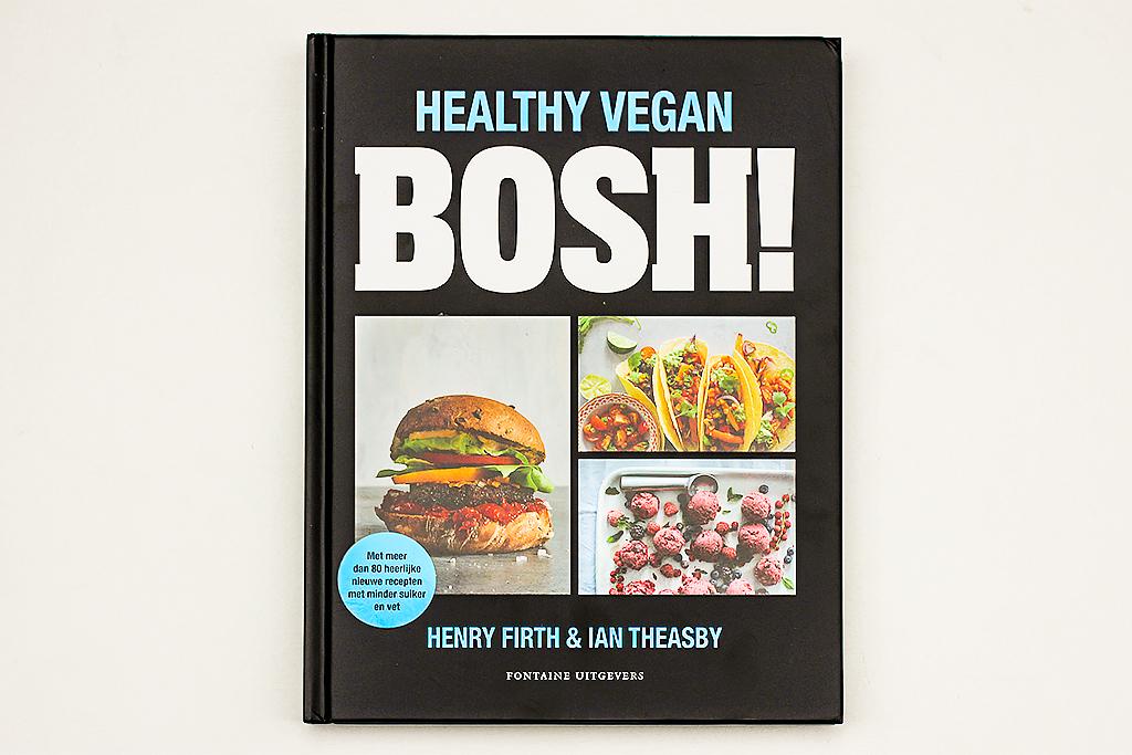 Boekrecensie: Bosh! Healthy vegan @ Lauriekoek.nl