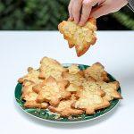 Recept: Kerstkransjes uit het Wannée kookboek