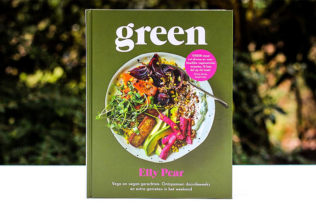 Boekrecensie: Green @ Lauriekoek.nl