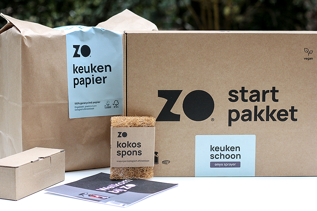 Zo Schoonmaakspray @ Lauriekoek.nl