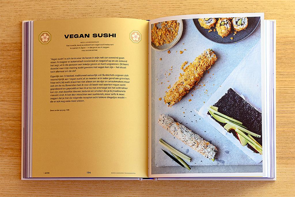 Boekrecensie: Vegan Japaneasy @ Lauriekoek.nl