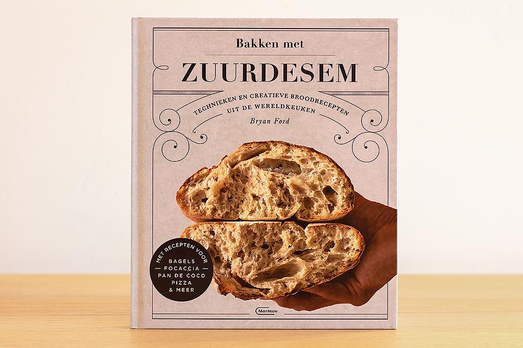 Boekrecensie: Bakken met zuurdesem @ Lauriekoek.nl