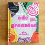 Boekrecensie: Een ode aan groenten