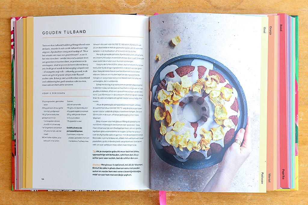 Boekrecensie: Een ode aan groenten @ Lauriekoek.nl