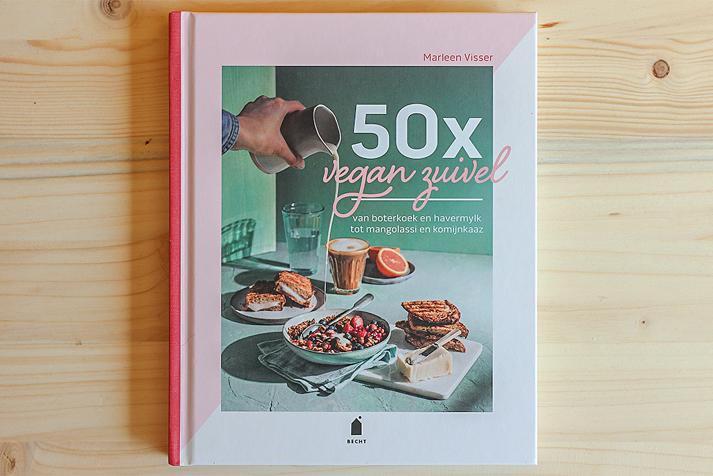 Boekrecensie: 50x Vegan zuivel @ Lauriekoek.nl
