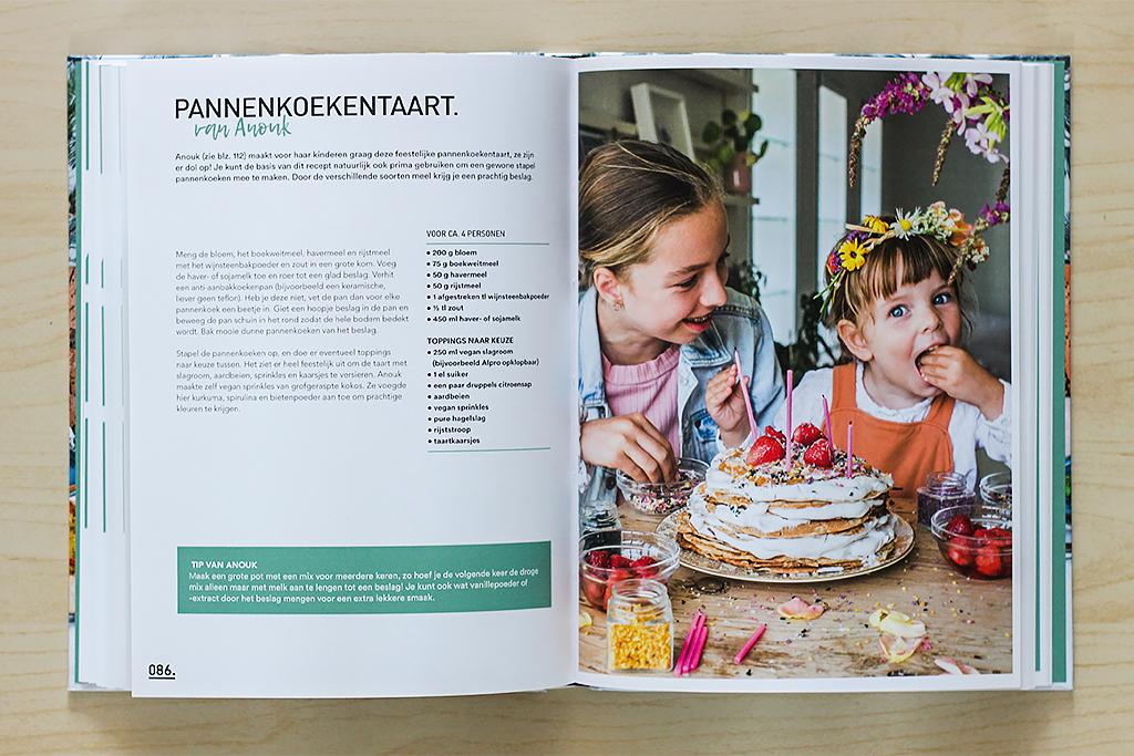 Boekrecensie: Family. Eat. Plant @ Lauriekoek.nl