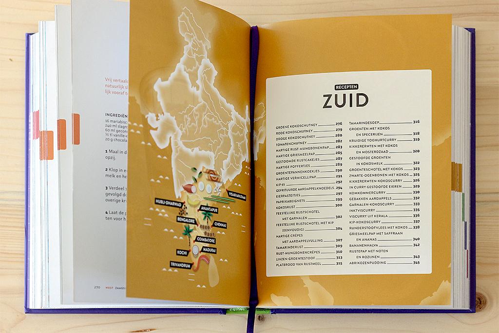 Boekrecensie: De bijbel van de Indiase keuken @ Lauriekoek.nl