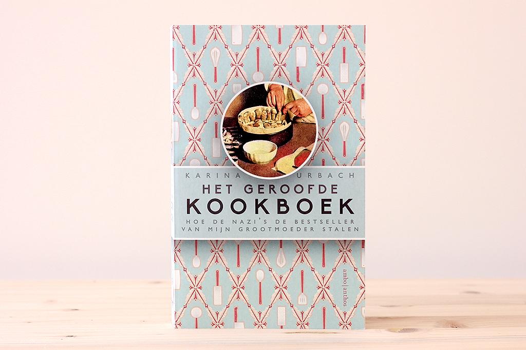 Boekrecencsie: Het geroofde kookboek @ Lauriekoek.nl