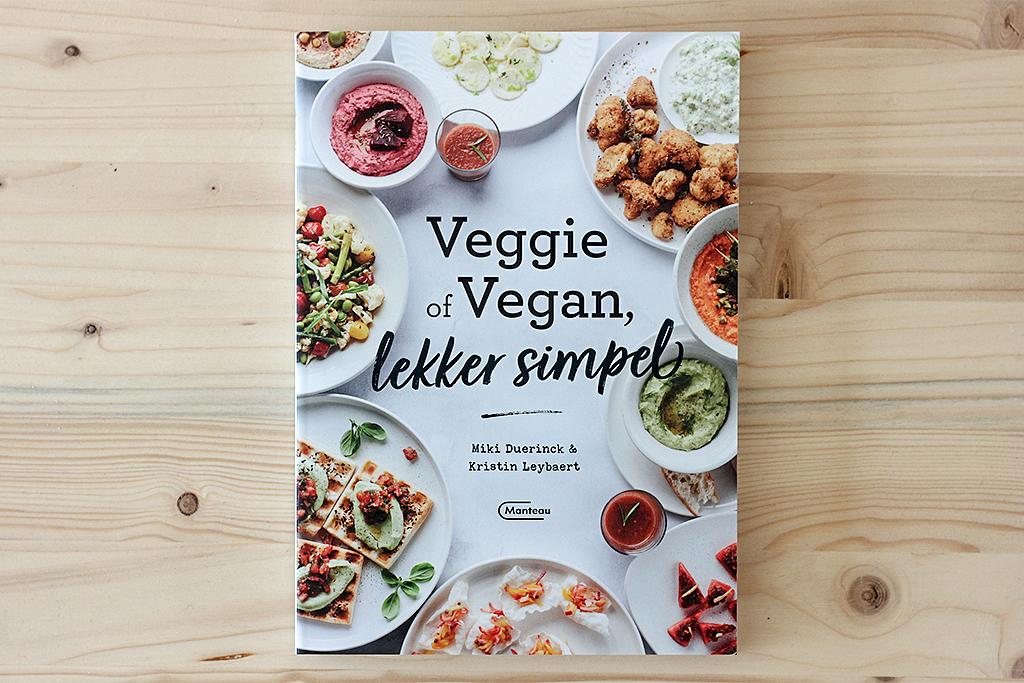Boekrecensie: Veggie of vegan, lekker simpel @ Lauriekoek.nl