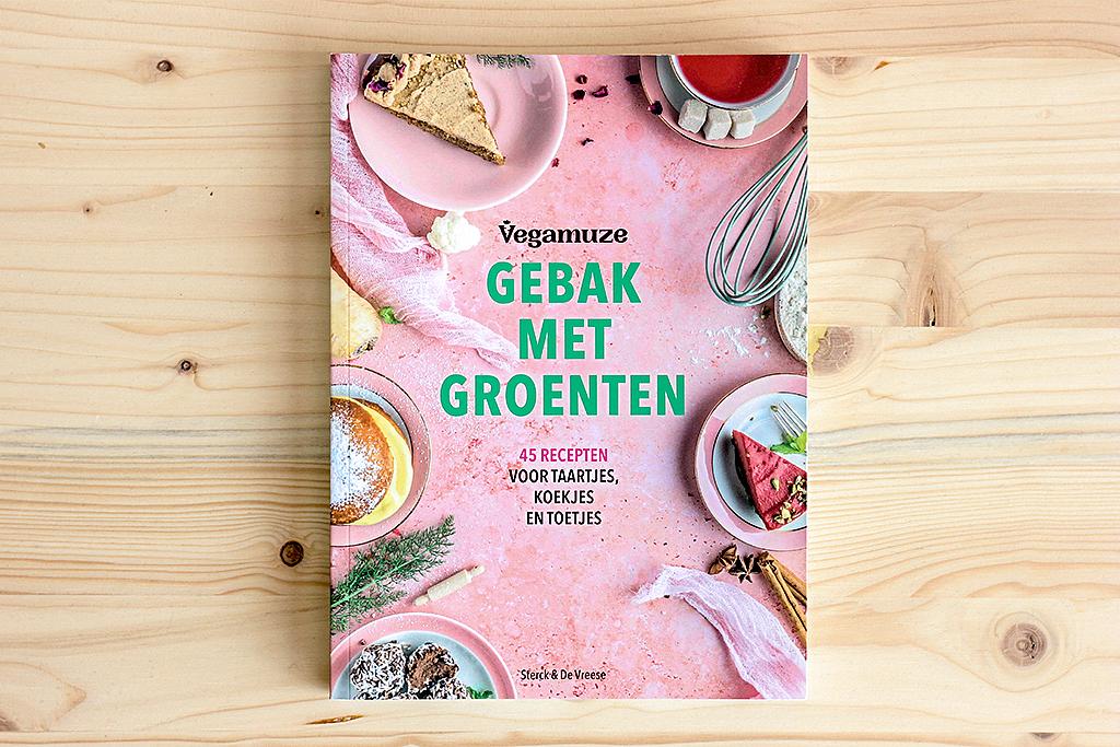 Boekrecensie: Gebak met groenten @ Lauriekoek.nl