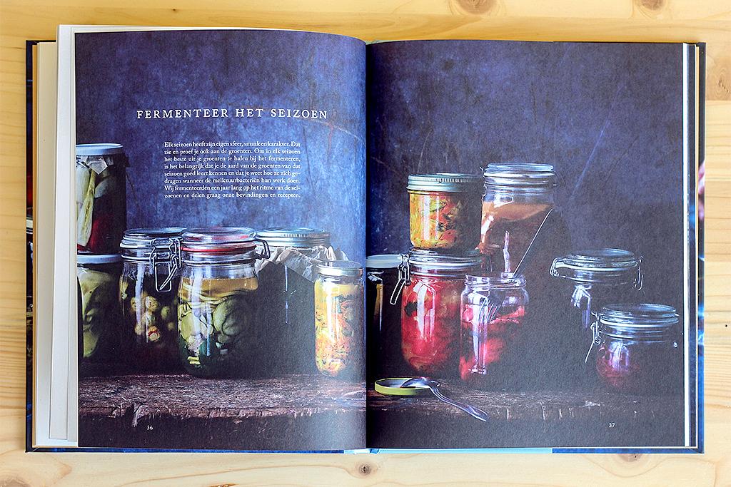 Boekrecensie: Groenten fermenteren @ Lauriekoek.nl