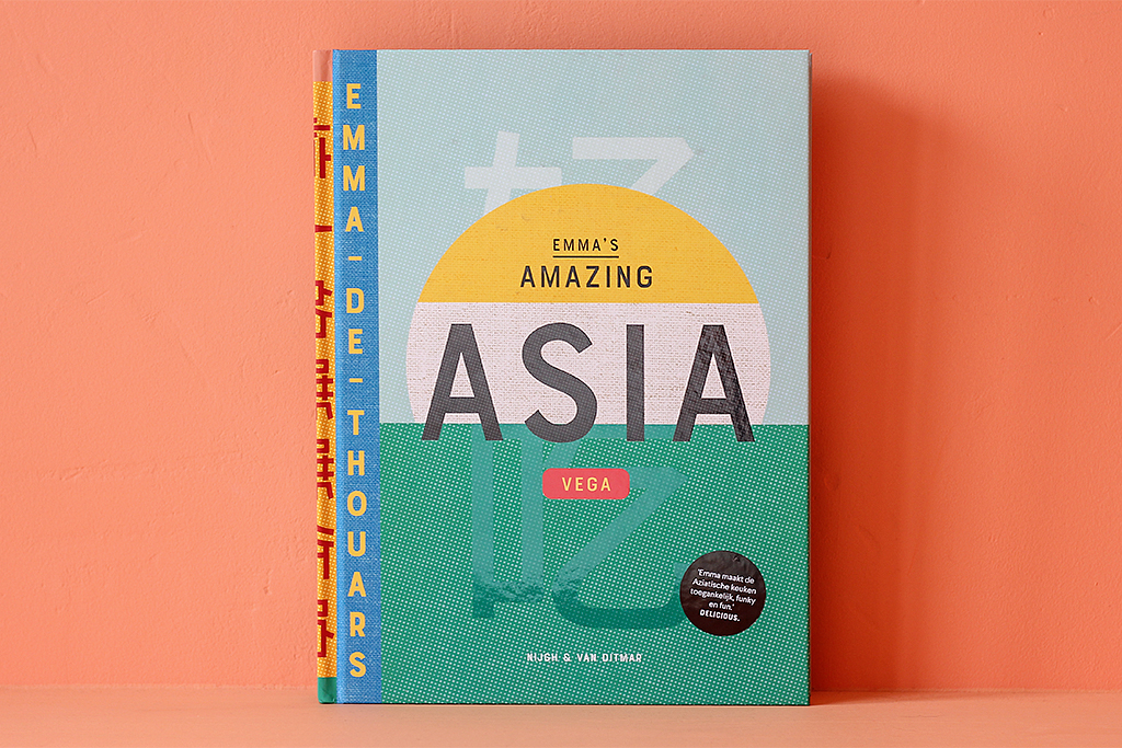 Boekrecensie: Emma's amazing Asia vega @ Lauriekoek.nl